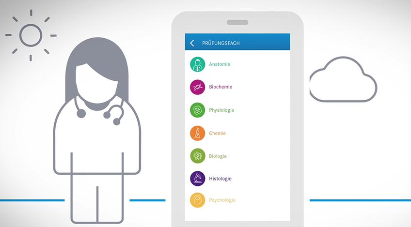 Lern-Apps fürs Medizinstudium: Operation Karriere