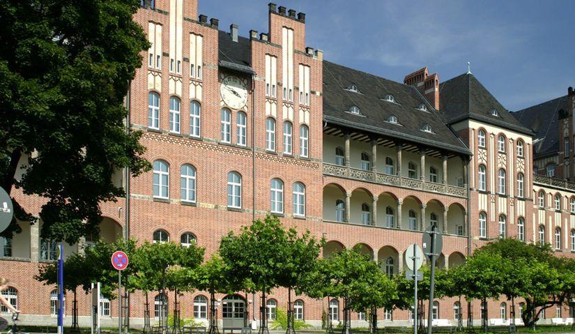Studienplatz Hu