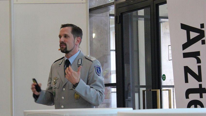 Chirurgie bei der Bundeswehr: Operation Karriere | {Arzt bundeswehr 69}