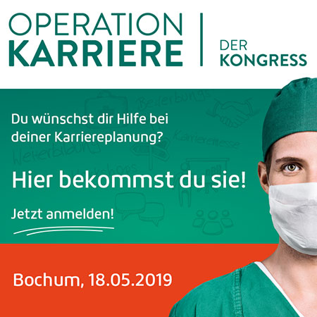 Operation Karriere Kongress Bochum