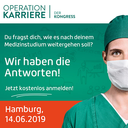 Operation Karriere Kongress Hamburg 2019